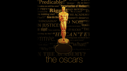 Oscar Winners (Because the Academy Sucks and We All Know it)
