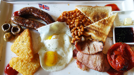 The Sun Has Set on British Brunch: A review of glo London