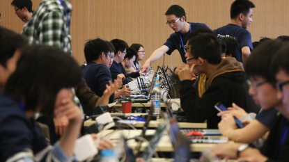hack(上海): China's Largest Hackathon