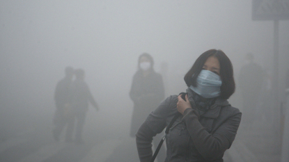 The Issue of Smog | 中国的雾霾问题