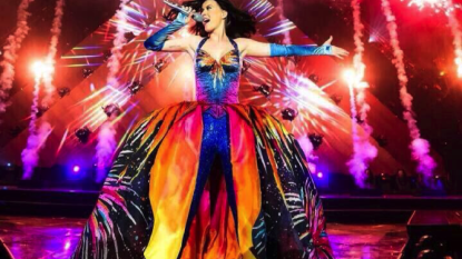 Katy Perry in Shanghai: Growth of Western Music Out East
