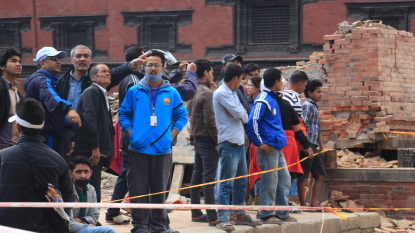 Crisis and Aid: Reflections on Nepal