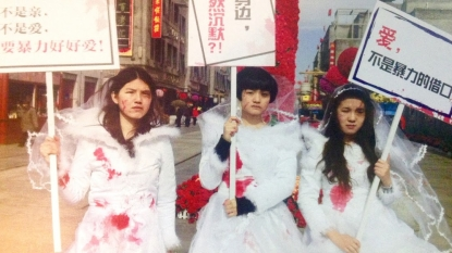 Blood and Bridal Gowns: The Fate of Women's Rights in China