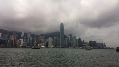 The Other Side of the Chinese Border: A Travel Guide to Hong Kong