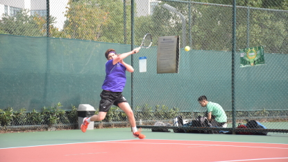 Tennis at NYU Shanghai