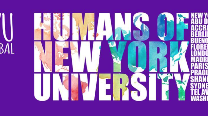 A Conversation with Humans of New York University