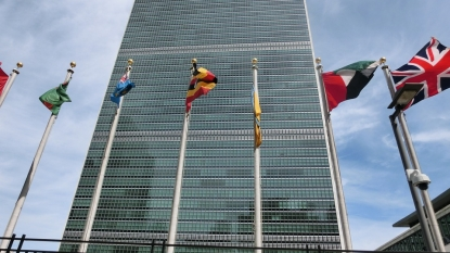 NYU Transitions Into a United Nations Millennium Campus