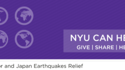 NYU Shows Support for Earthquakes That Rock Ecuador, Japan