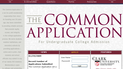 NYU's IEC Meets with Common App to Abolish THE BOX