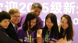 Fourth Orientation Session Flourishes at NYU Shanghai