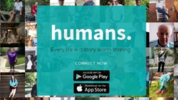 humans.: Storytelling to Break Down Walls