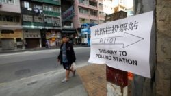 Standing Up For Democracy: Elections in Hong Kong