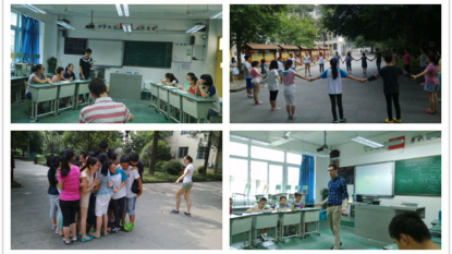 Lessons Learned from Teaching in Chengdu