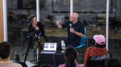 Clay Shirky Talks Media, Elections, and the Liberal Bubble
