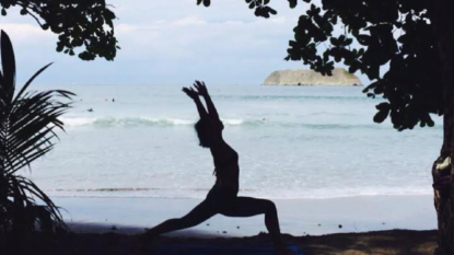 How to De-Stress Through Yoga