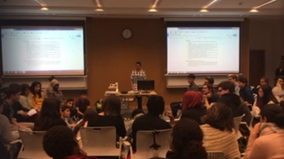 NYU Shanghai Takes Action After Facebook Controversy