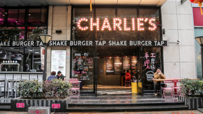 Charlie's: Delicious, Fast, Casual Burgers