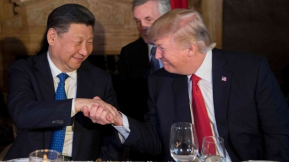 Xi Jinping's State Visit with Donald Trump